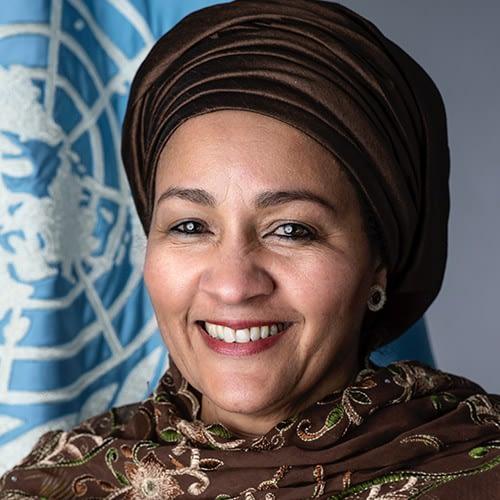 Amina J. Mohammed Image