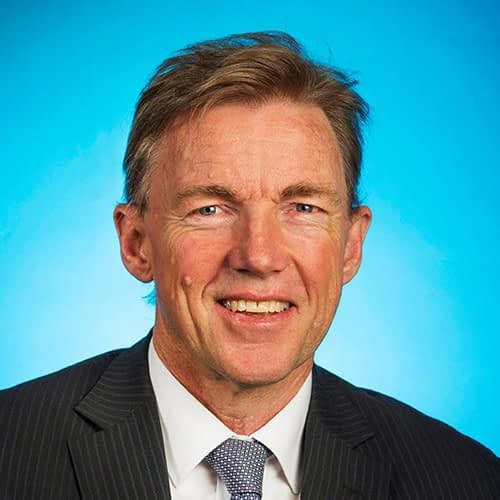 Professor John Thwaites Image